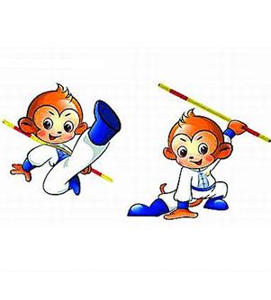 "吉祥物""乐乐"" mascot image"